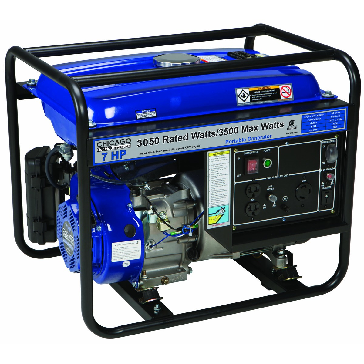 Hot Portable Generator Safety Tips From The Pros W